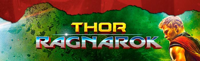 Telecine Superestreia: Thor Ragnarok