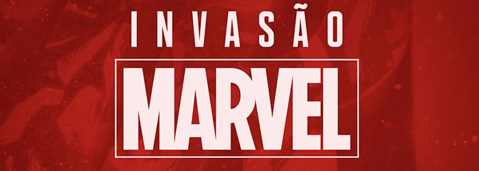 Telecine Invasão Marvel