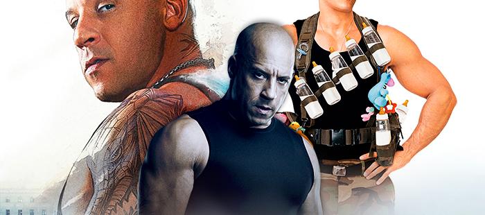 Especial Vin Diesel