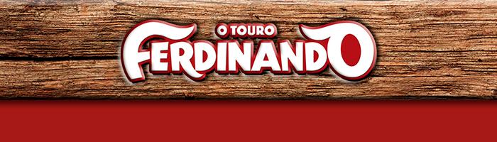 Superestreia: O Touro Ferdinando