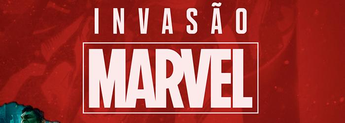 Especial Invasão Marvel