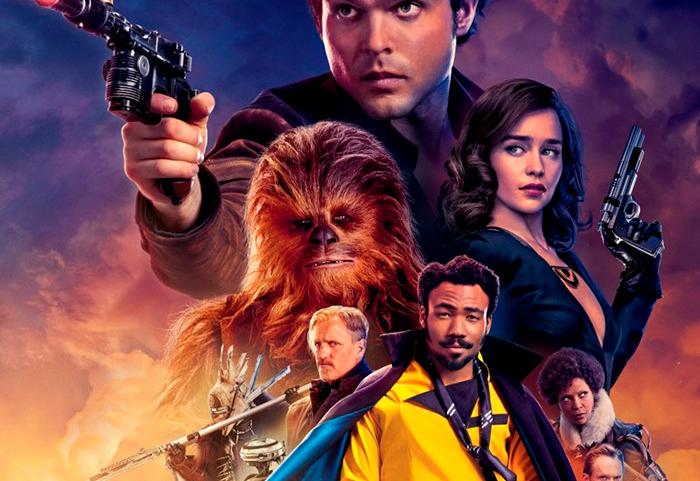Superestreia Han Solo